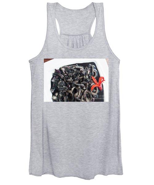Squid In Ink Women's Tank Top