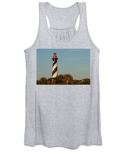 St. Augustine Lighthouse #3 Women's Tank Top
