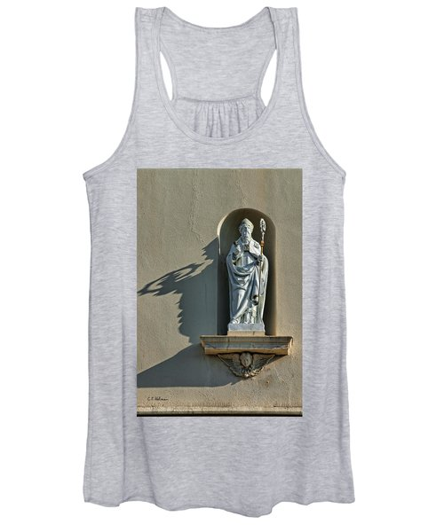 St. Augustine Of Hippo Women's Tank Top