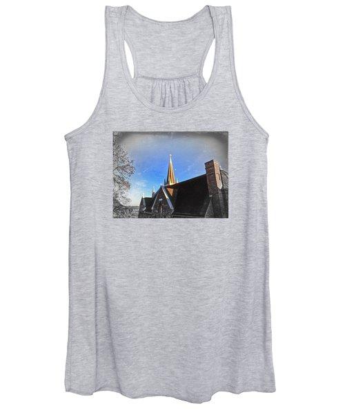 St. Peter's Spire Women's Tank Top