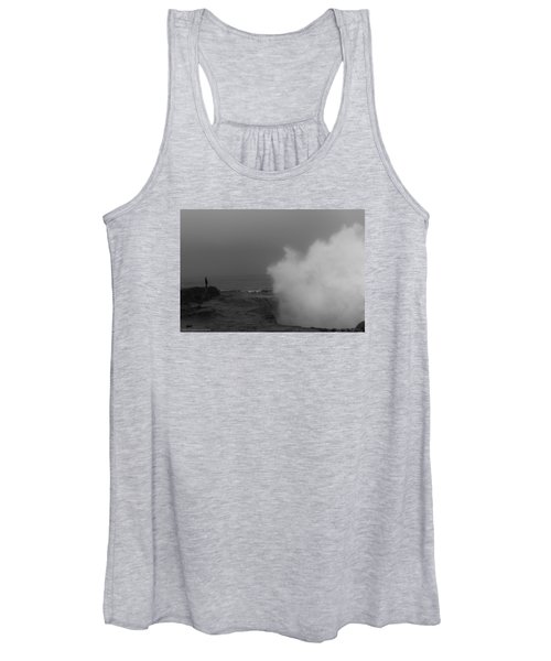 Standing Against Nature Women's Tank Top