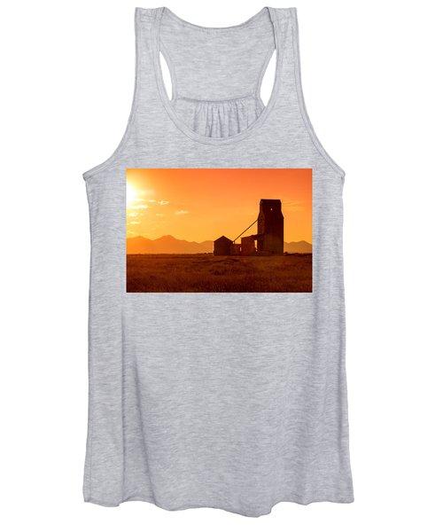Stanford Sunset Women's Tank Top