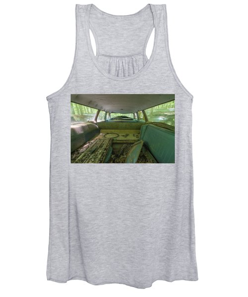 Station Wagon In Color Women's Tank Top