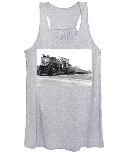 Steam In Motion Women's Tank Top