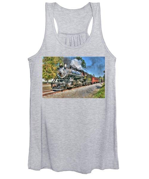Steaming Women's Tank Top