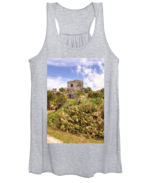 Step To The Heavens Women's Tank Top