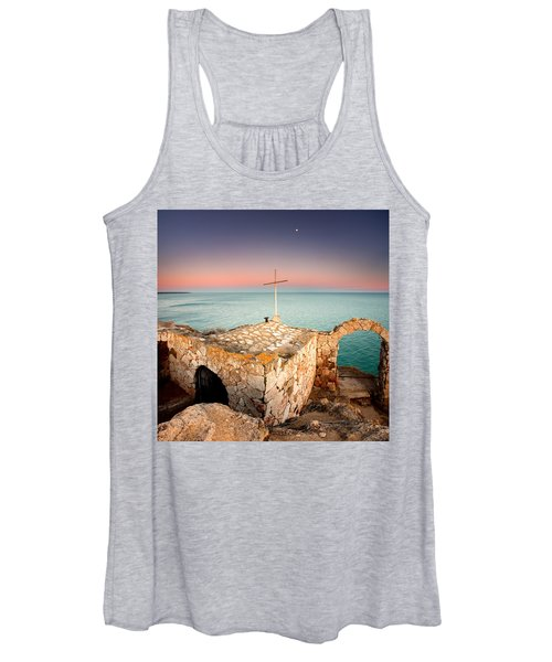 Stone Chapel Women's Tank Top