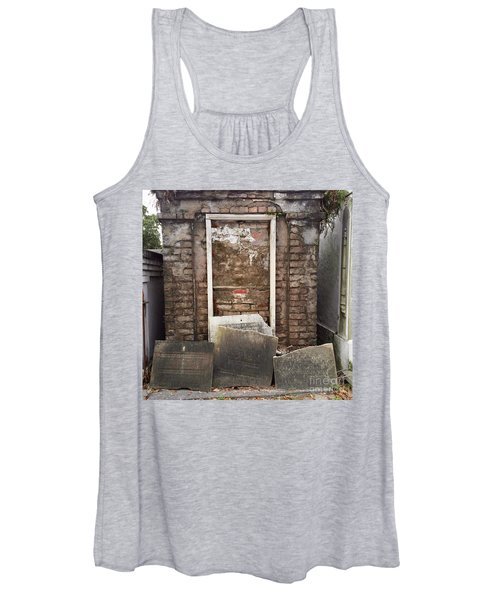 Stones And Markers Women's Tank Top