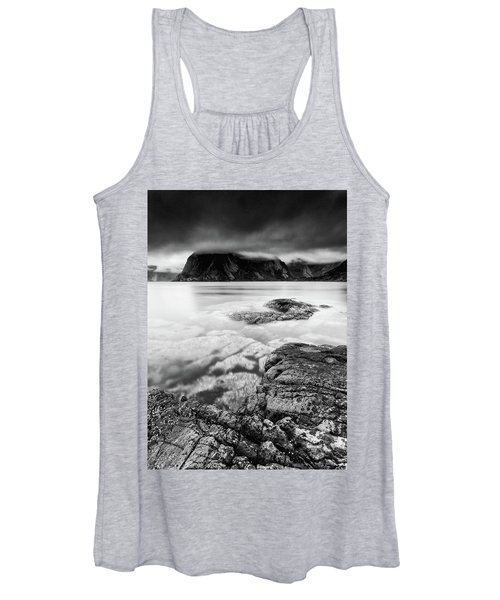 Stormy Lofoten Women's Tank Top