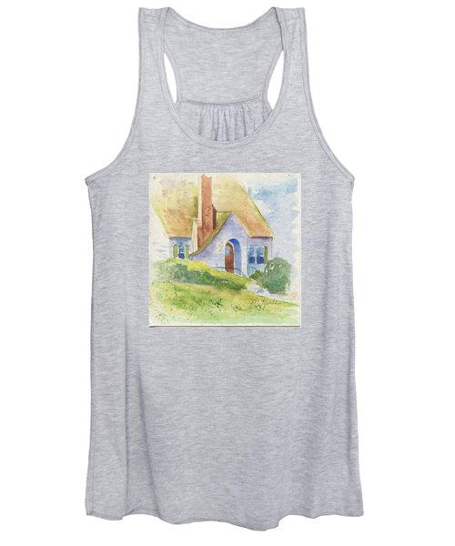 Storybook House Women's Tank Top
