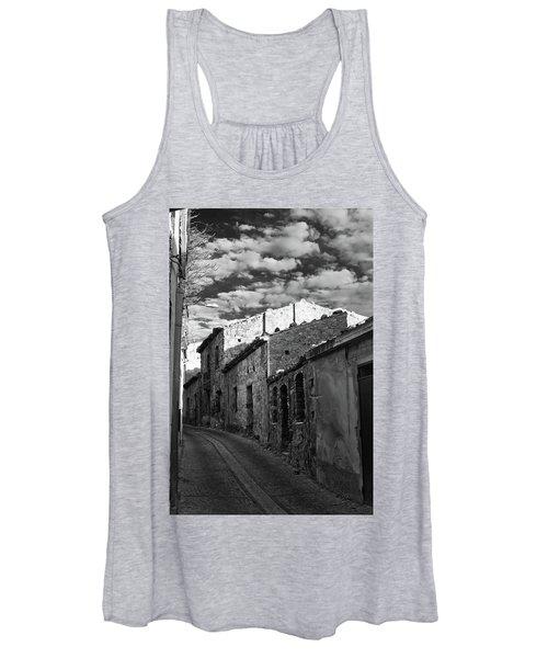 Street Little Town Women's Tank Top
