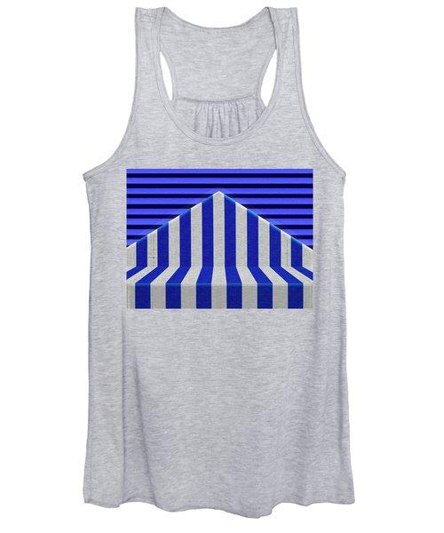 Stripes Women's Tank Top