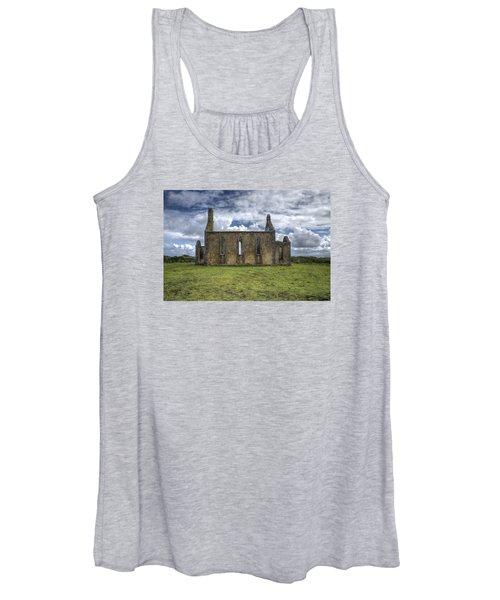 Stthomas Church In Aran Islands, Inis Mor Women's Tank Top