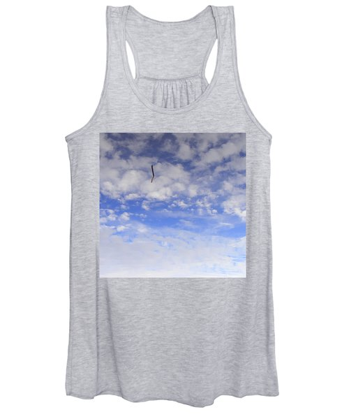 Stuck In The Clouds Women's Tank Top