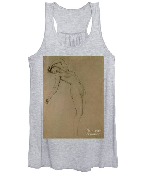 Study For Clyties Of The Mist Women's Tank Top