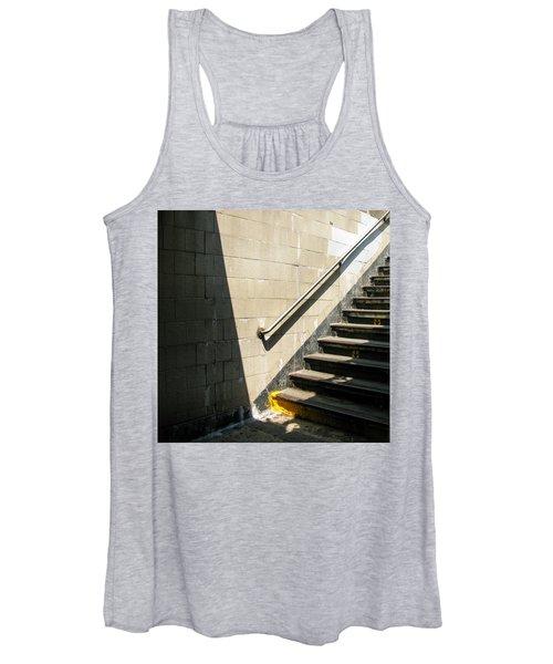 Subway Stairs Women's Tank Top