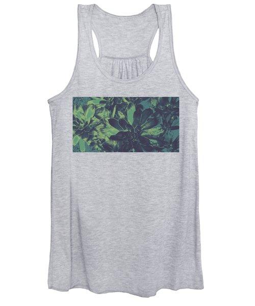 Succulents #2 Women's Tank Top