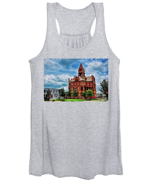 Sulphur Springs Courthouse Women's Tank Top