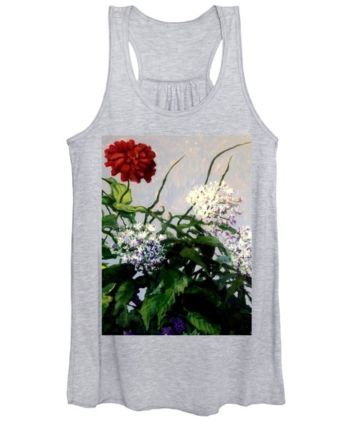 Summer Flowers 1 Women's Tank Top