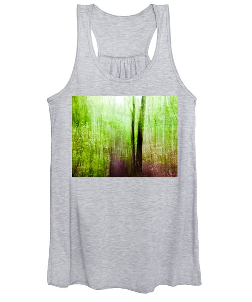 Summer Forest Women's Tank Top
