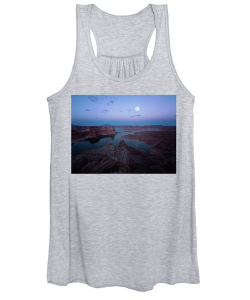 Summer Night Women's Tank Top