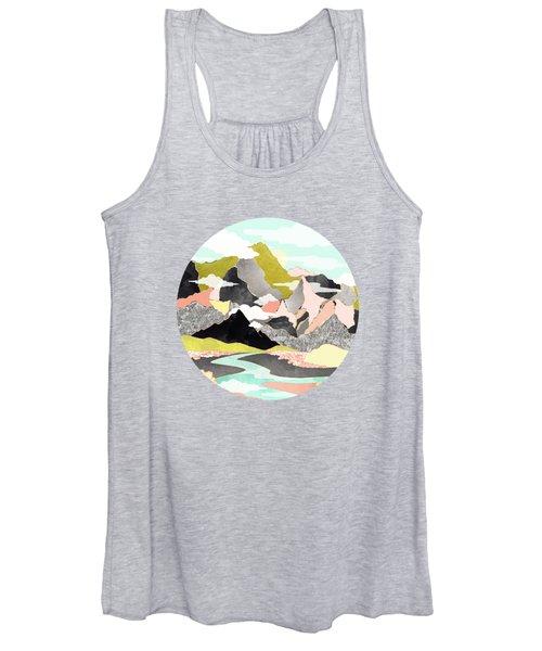 Summer River Women's Tank Top