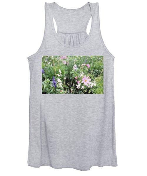 Summer Spray Women's Tank Top