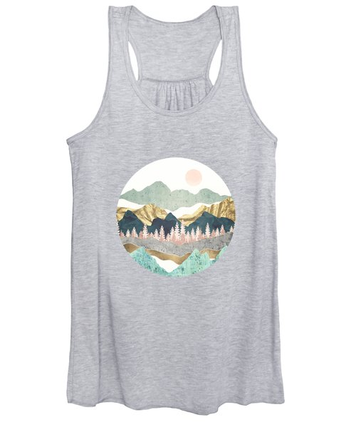 Summer Vista Women's Tank Top