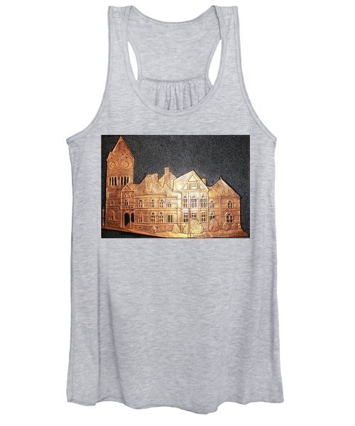 Sumter County Courthouse - 1897 Women's Tank Top