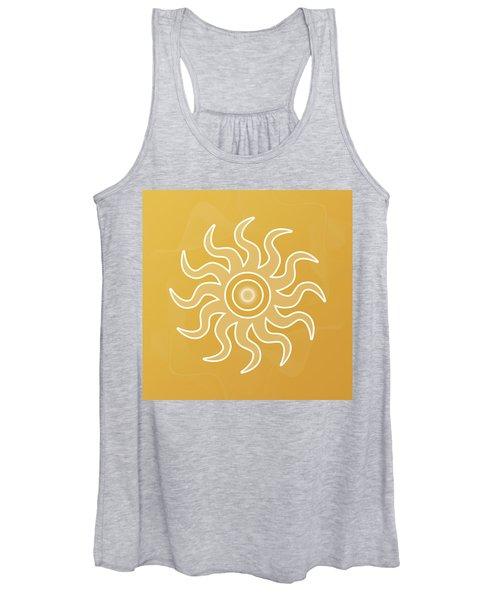 Sun Salutation Women's Tank Top