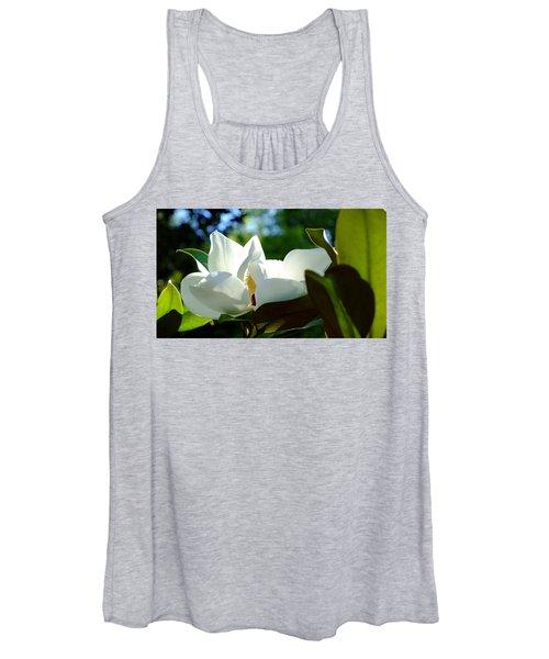 Sunlit Bloom Women's Tank Top