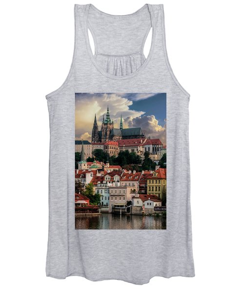Sunny Afternoon In Prague Women's Tank Top