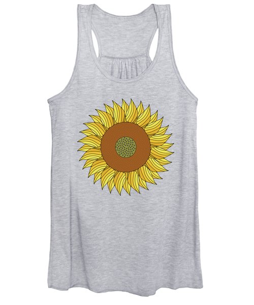 Sunny Day Women's Tank Top