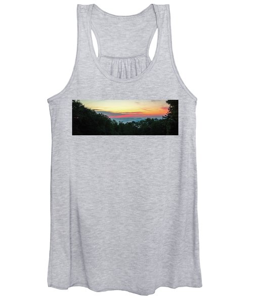 Sunrise From Maggie Valley August 16 2015 Women's Tank Top