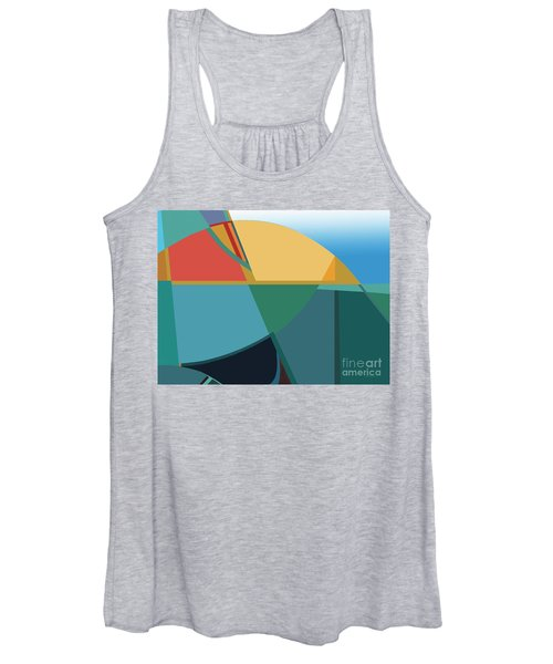 Sunrise Women's Tank Top