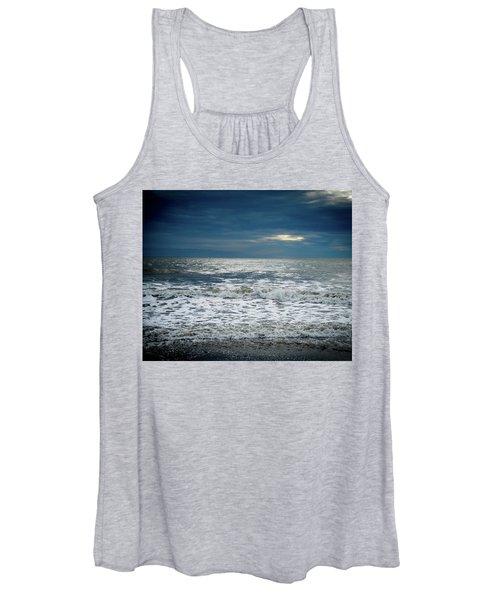 Sunrise-kennebunk Beach Women's Tank Top