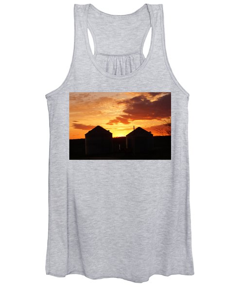 Sunset Silos Women's Tank Top