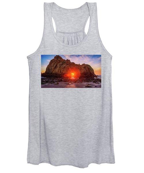 Sunset Through  Women's Tank Top