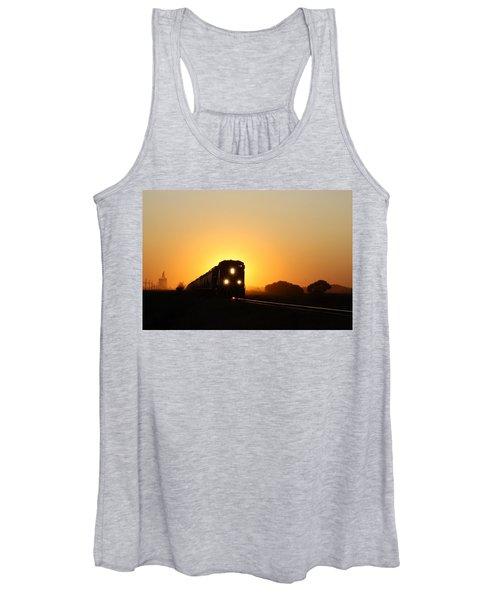 Sunset Express Women's Tank Top