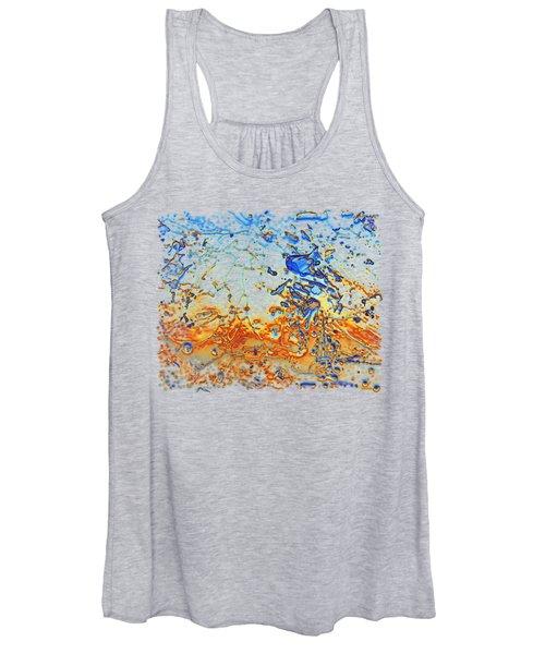 Sunset Walk Women's Tank Top