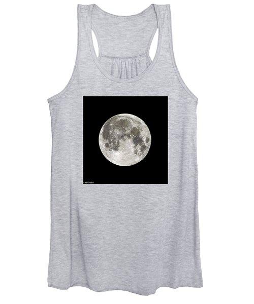 Super Moon Women's Tank Top