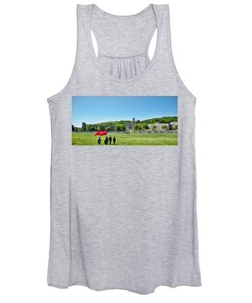 Superintendent's Review Wide Angle Women's Tank Top