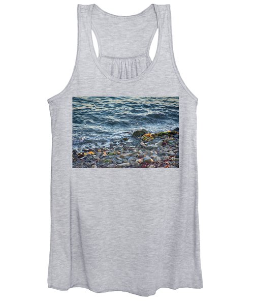 Surf And Rocks Women's Tank Top
