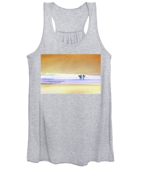 Surfers Women's Tank Top