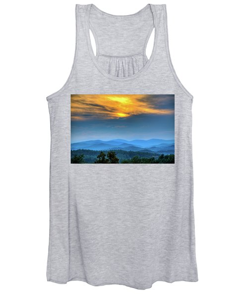 Surrender The Day Women's Tank Top