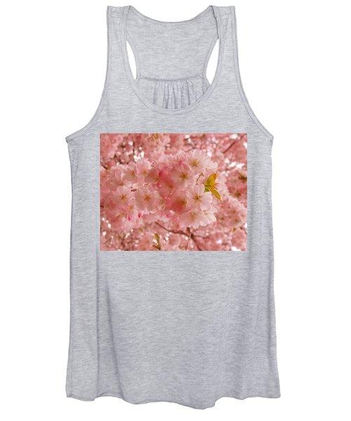 Sweet Pink- Holmdel Park Women's Tank Top