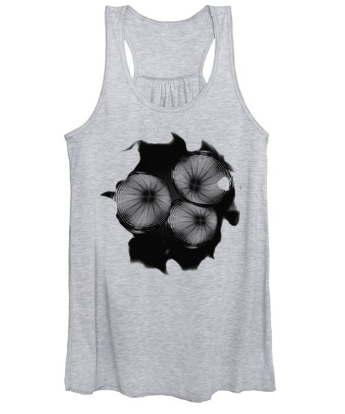 Swirly 1 Women's Tank Top