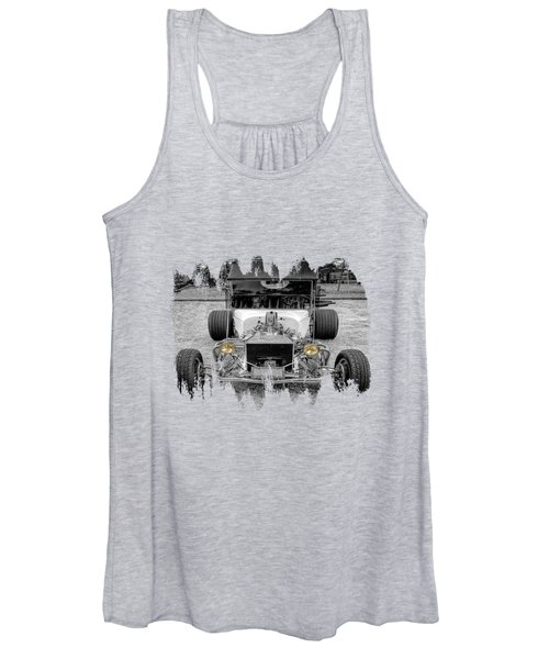 T Bucket Women's Tank Top