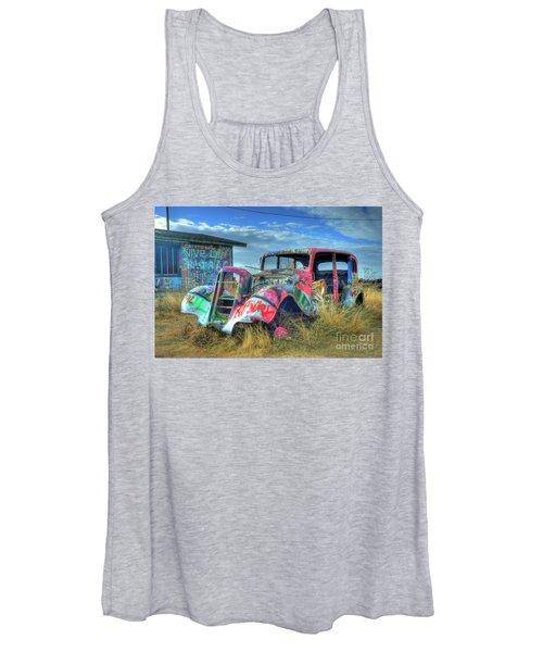 Tagged Women's Tank Top