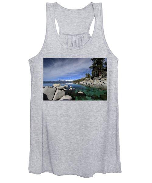Tahoe Wow Women's Tank Top